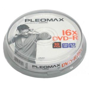 Диск DVD-R Pleomax 4.7Gb 16x в Ленино фото