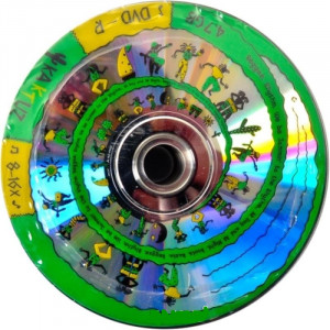 Диск DVD-R KAKTUZ 4.7Gb 16x в Ленино фото
