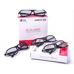 Очки для LG Cinema 3D LED LCD телевизора 4 шт. в Ленино фото