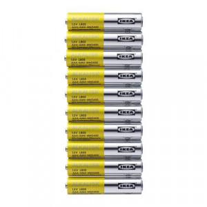 Батарейка щелочная LR03 AAA 1,5В АЛКАЛИСК в Ленино фото